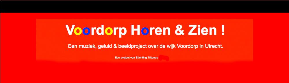 Voordorp Horen & Zien