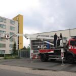 brandweer/oefening
